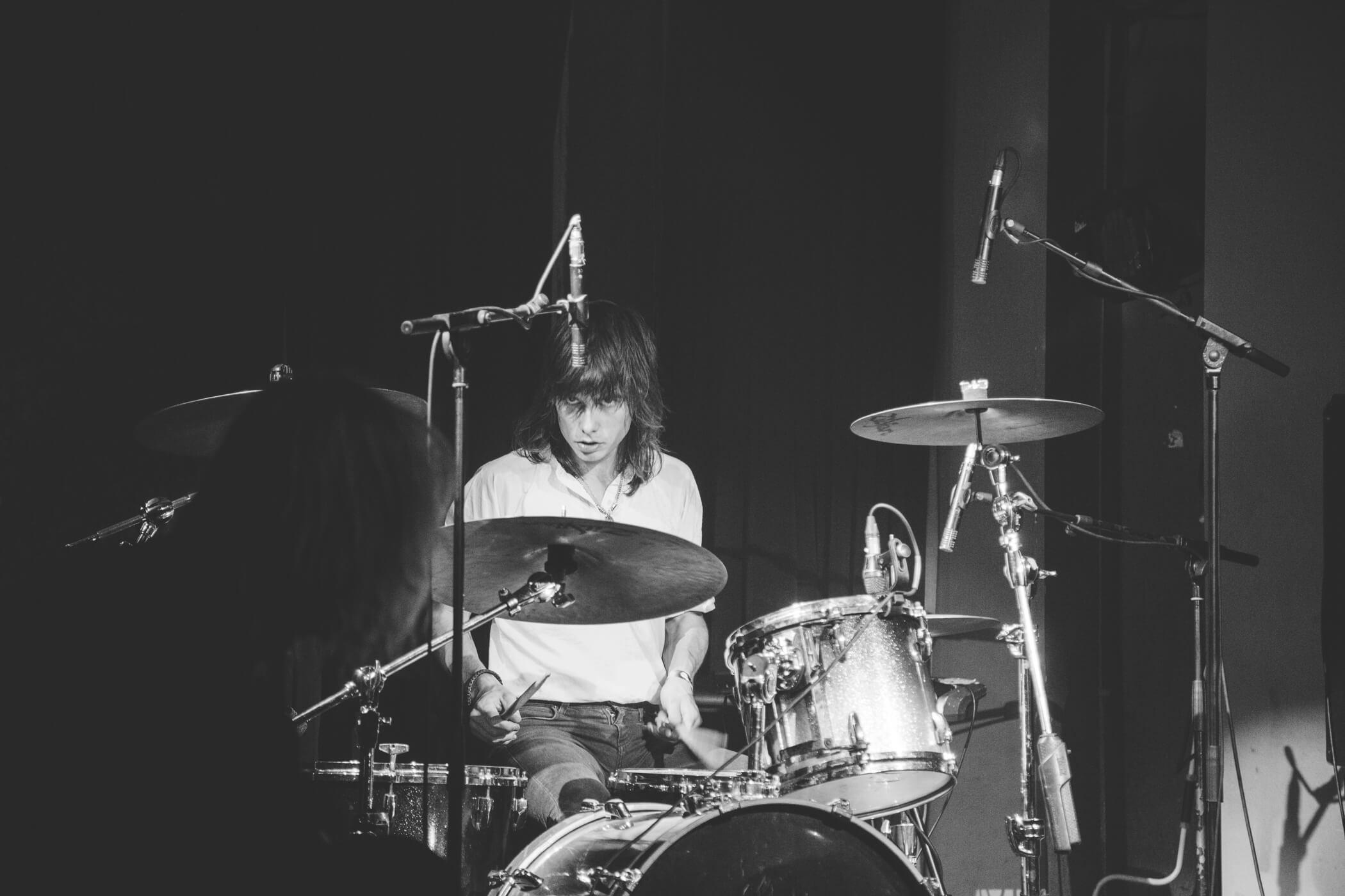 Go Go Berlin Drummer